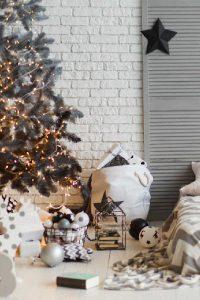 trendy christmas decor