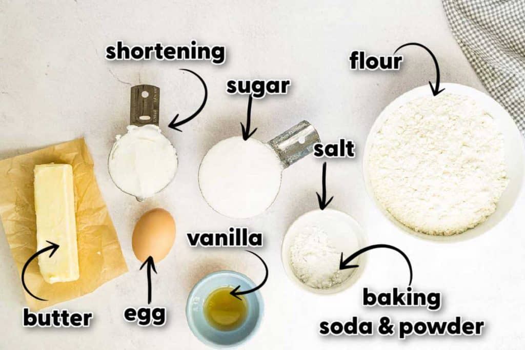 ingredients in bowls on concrete surface