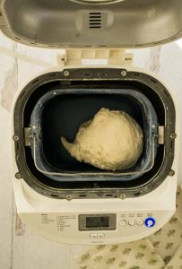correct bread dough