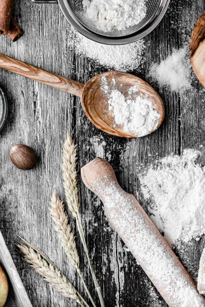 how to stock your pantry with baking items